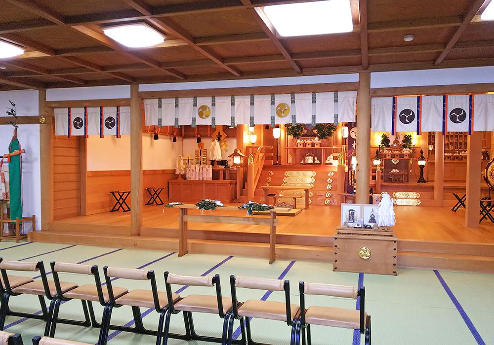 札幌八幡宮